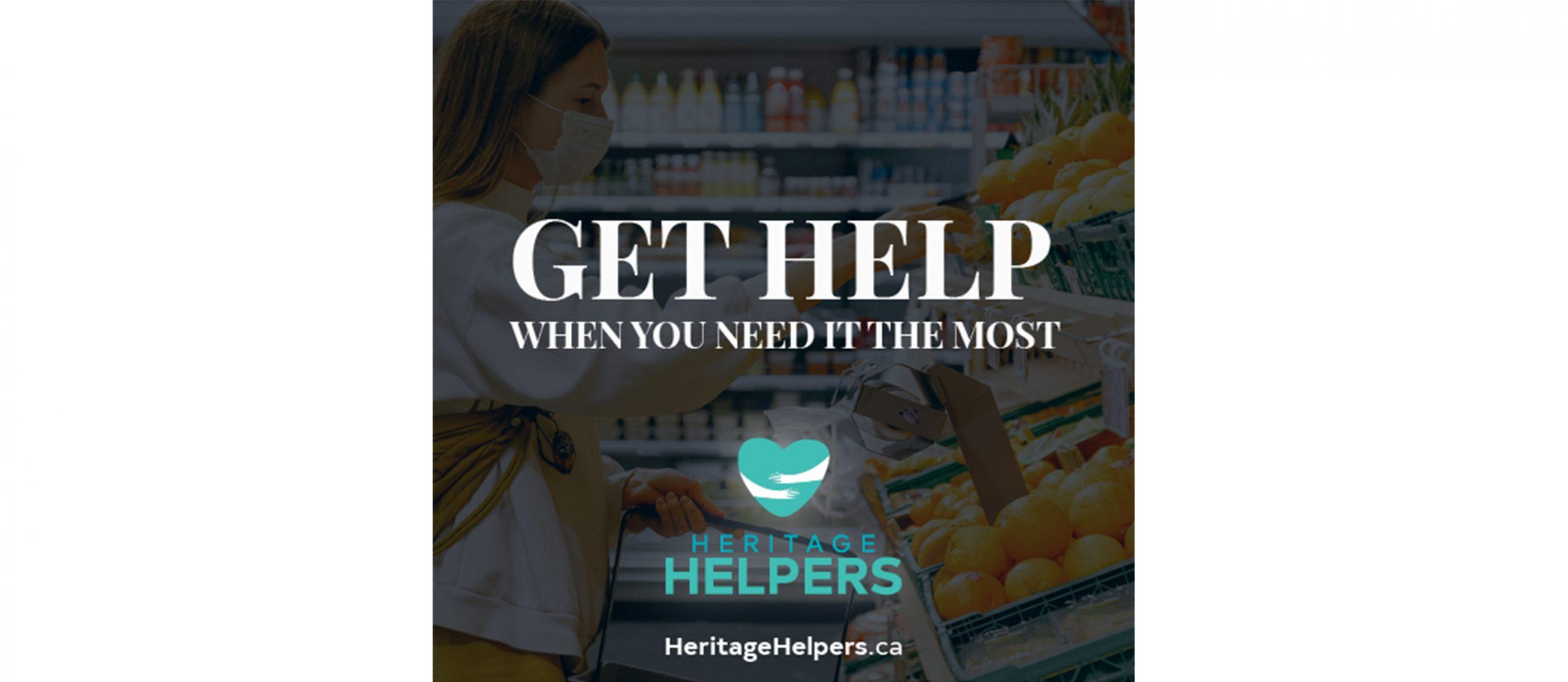 Heritage Helpers