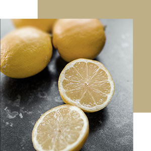 2. Freshen Up Your Garbage Disposal with Lemons