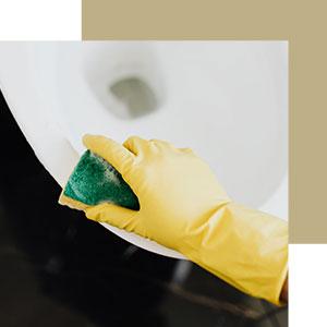 4. Baking Soda and Vinegar are the Dream Team for a Clean Bathroom