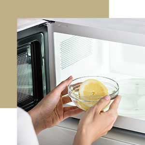 5. Steam Clean Your Microwave