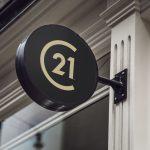 C21 Sign